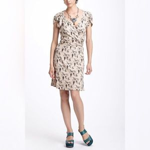 Anthropologie Hot Air Balloon Dress by Leifnotes